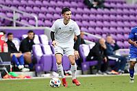 Orlando, Florida - Saturday January 13, 2018: Paul Marie. Match Day 1 of the 2018 adidas MLS Player Combine was held Orlando City Stadium.