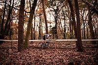 Frederik Hähnel (DEU)<br /> <br /> UEC Cyclocross European Championships 2020 - 's-Hertogenbosch (NED)<br /> <br /> Elite MEN<br /> <br /> ©kramon