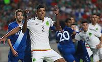 Selección Mexicana  ,durante partido entre las selecciones de Mexico y Guatemala  de la Copa Oro CONCACAF 2015. Estadio de la Universidad de Arizona.<br /> Phoenix Arizona a 12 de Julio 2015.