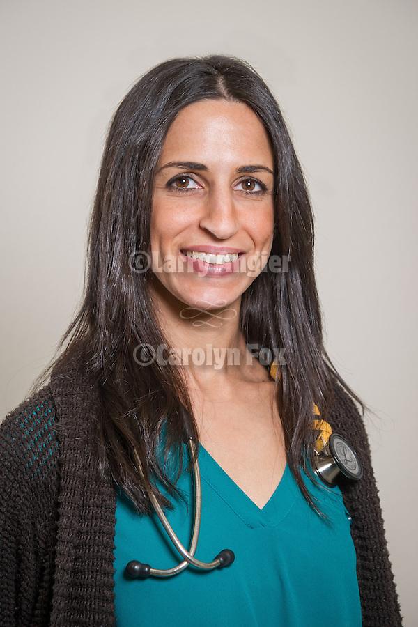 Sutter Amador Hospital Caregivers, Jackson, Calif.<br /> <br /> Dr. Sarah Alarabi