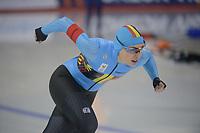 SPEEDSKATING: Calgary, The Olympic Oval, 08-02-2020, ISU World Cup Speed Skating, 500m Ladies Division B, Stien Vanhoutte (BEL), ©foto Martin de Jong