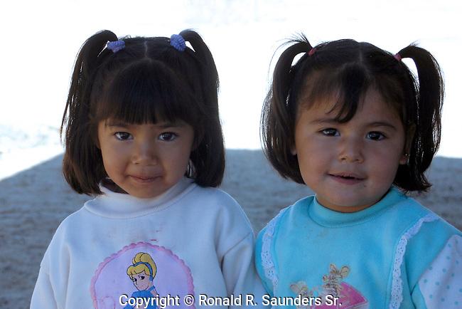LITTLE GIRLS SMILING