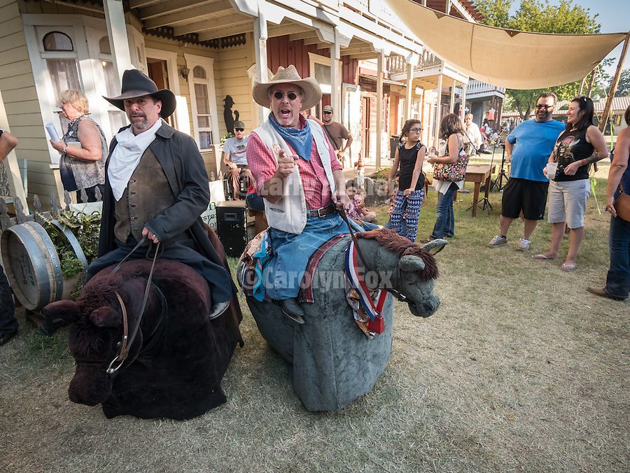 Day 4 of the Amador County Fair, Plymouth, Calif.<br /> <br /> Livestock Auction and Destruction Derby