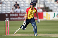 Tom Westley in batting action for Essex during Essex Eagles vs Sussex Sharks, Vitality Blast T20 Cricket at The Cloudfm County Ground on 15th June 2021