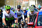 World Champion Peter Sagan (SVK) Bora-Hansgrohe in the neutral start in Compiegne of the 116th edition of Paris-Roubaix 2018. 8th April 2018.<br /> Picture: ASO/Pauline Ballet | Cyclefile<br /> <br /> <br /> All photos usage must carry mandatory copyright credit (© Cyclefile | ASO/Pauline Ballet)