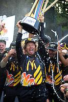 170107 McDonalds Super Smash T20 Cricket Final - Central Stags v Wellington Firebirds