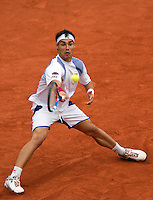 27-05-10, Tennis, France, Paris, Roland Garros, Fognini