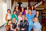 Vicki Coyne Killarney seated centre with the  Our Lady Hospital of Sick Children April 89 Nursing reunion in the International Hotel on Saturday night