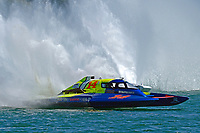 """Donny Allen, H-14 """"Legacy 1"""", Jonathan Daoust, H-15 """"Water Ghost""""              (H350 Hydro)"""
