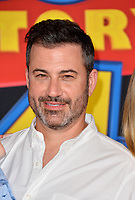 "LOS ANGELES, USA. June 12, 2019: Jimmy Kimmel at the world premiere of ""Toy Story 4"" at the El Capitan Theatre.<br /> Picture: Paul Smith/Featureflash"