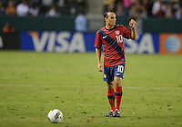 Carson, Ca - September 2, 2011: Landon Donvan during a 1-0 loss to Costa Rica by the USA Men's National Team.