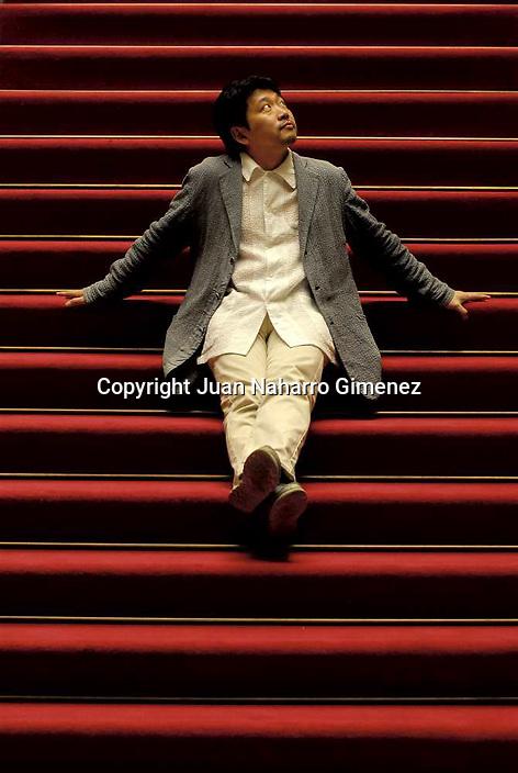 KORE-EDA, DIRECTOR DE CINE...Š Juan Naharro