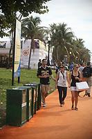 NFL Fanmeile am Ocean Drive in Miami Beach<br /> NFL Fan Jam, Miami Beach *** Local Caption *** Foto ist honorarpflichtig! zzgl. gesetzl. MwSt. Auf Anfrage in hoeherer Qualitaet/Aufloesung. Belegexemplar an: Marc Schueler, Alte Weinstrasse 1, 61352 Bad Homburg, Tel. +49 (0) 151 11 65 49 88, www.gameday-mediaservices.de. Email: marc.schueler@gameday-mediaservices.de, Bankverbindung: Volksbank Bergstrasse, Kto.: 52137306, BLZ: 50890000