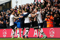 28.02.2016. White Hart Lane, London, England. Barclays Premier League. Tottenham Hotspur versus Swansea City. Danny Rose of Tottenham Hotspur celebrates his goal with teammates Harry Kane, Ryan Mason and substitute Kieran Trippier during the Barclays Premier League match between Tottenham Hotspur and Swansea City. ; Mason was made interim team manager for 2021 season after Spurs sacked Jose Mourinho. Mason retired from playing for Tottenham after suffering a fractured skull in a game in early 2017 at Hull.
