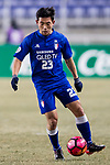Suwon Samsung Bluewings (KOR) vs Thanh Hoa (VIE) during the AFC Champions League 2018 Playoff match at Suwon World Cup Stadium on 30 January 2018, in Suwon, South Korea. Photo by Yu Chun Christopher Wong / Power Sport Images