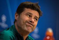 Ajax v Tottenham Hotspur - PRESSER ahead of Champions League SF 2nd Leg - 07.05.2019