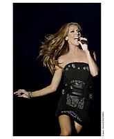 Céline en spectacle en Afrique du Sud (Groupe CNW/Céline Dion)