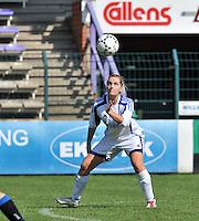 VV Rassing Harelbeke : Davina Callens.Foto DAVID CATRY / Vrouwenteam.be
