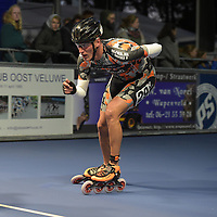 INLINE-SKATEN: HEERDE: 04-05-2019, Holland Cup Inline-Skaten, ©foto Martin de Jong