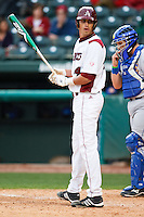 Brett Eibner (24);March 9th, 2010; South Dakata State University vs Arkansas Razorbacks at Baum Stadium in Fayetteville Arkansas. Photo by: William Purnell/Four Seam Images