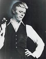 David Bowie: 20,000 at Toronto concert