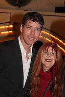 James Barbour, the star of The Phantom of the Opera as The Phantom poses with Jane Elissa at The 29th Annual Jane Elissa Extravaganza which benefits The Jane Elissa Charitable Fund for Leukemia & Lymphoma Cancer, Broadway Cares and other charities on November 14, 2016 at the New York Marriott Hotel, New York City presented by Bridgehampton National Bank and Walgreens.  The event is a Cabaret with singer Sean McDermott (Guiding Light) (Photo by Sue Coflin/Max Photos)