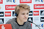 20150122 Martin Odegaard Real Madrid New Player