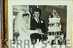 50th Wedding Anniversary: Ester & Sean Foley, Moyvane  on their wedding day 5o years ago.