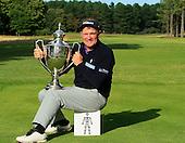 The Prostate Cancer Scottish Senior Open Final Day