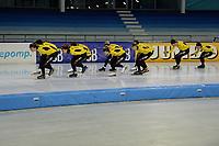 SCHAATSEN: HEERENVEEN, 07-08-2020, IJsstadion Thialf, ©foto Martin de Jong
