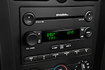 Angular stereo audio system from a 2007 Ford Mustang GT Coupe
