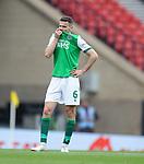 22.05.2021 Scottish Cup Final, St Johnstone v Hibs: Paul McGinn dejection