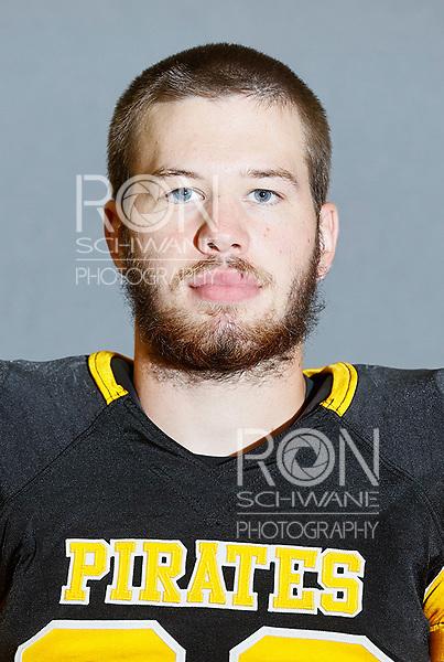 2020 Black River Football - Ryan Schultz