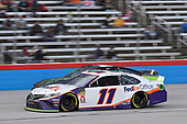 #11: Denny Hamlin, Joe Gibbs Racing, Toyota Camry FedEx Office, #1: Kurt Busch, Chip Ganassi Racing, Chevrolet Camaro Monster Energy