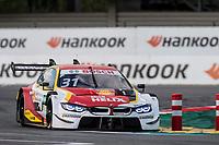 5th September 2020, Assen, Netherlands;  31 Sheldon van der Linde RSA, BMW Team RBM, BMW M4 DTM, 2020 DTM Assen