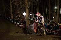 """Hot Sauce"" Mark McConnell (CAN) <br /> <br /> Superprestige Diegem 2015"