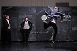 BÊTES DE SCENE<br /> <br /> chorégraphie Jean-Christophe Bleton <br /> assisté de Marina Chojnowska<br /> avec Lluis Ayet, Yvon Bayer, Jean-Christophe Bleton, Jean-Philippe Costes-Muscat, Jean Gaudin, Vincent Kuentz, Gianfranco Poddhige.<br /> scénographie Olivier Defrocourt <br /> création sonore Marc Piera.<br /> Compagnie Les Orpailleurs<br /> Date : 17/02/2016<br /> Lieu : Micadanses<br /> Ville : Paris<br /> © Laurent Paillier / photosdedanse.com