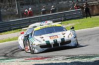 #55 SPIRIT OF RACE (CHE) - FERRARI F488 GTE EVO – LMGTE - DUNCAN CAMERON (GBR) / ALESSANDRO PIER GUIDI (ITA) / DAVID PEREL (ZAF)