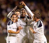 Los Angeles Galaxy vs Real Salt Lake April 17 2010