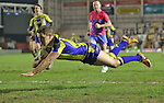 Warrington Wolves v Catalans Dragons 15.02.2013