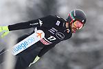 15/01/2021, Predazzo, . FIS Nordic Combined world Cup - Coronavirus Outbreak Italy 2021. <br /> Nella foto Raffaele Buzzi (ITA).
