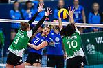 20181202 Volleyball, Bundesliga Frauen, Normalrunde, USC MŸnster / Muenster vs. Allianz MTV Stuttgar