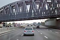 - A 4 highway Milan - Bergamo....- autostrada A 4 Milano - Bergamo