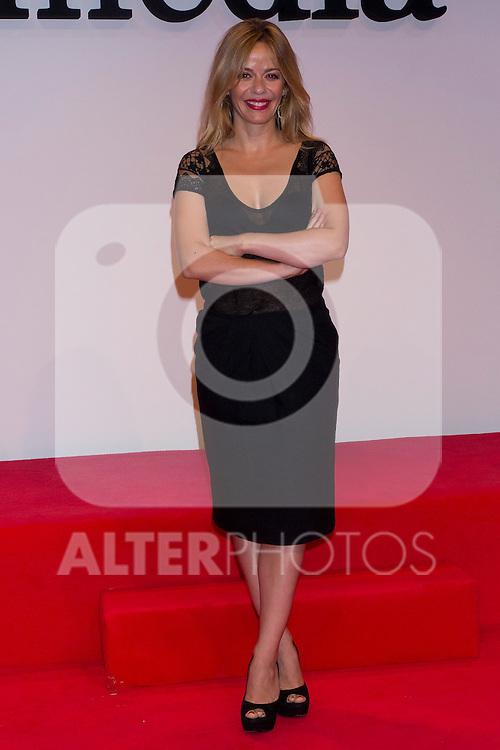 18.09.2012. Presentation of 'SMedia Group Theatre Season 2012/2013' at the Theater Cofidis in Madrid. In the image Maria Adanez (Alterphotos/Marta Gonzalez) .