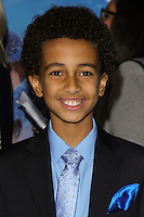 """HOLLYWOOD, CA - NOVEMBER 19: Tyree Brown at the World Premiere Of Walt Disney Animation Studios' """"Frozen"""" held at the El Capitan Theatre on November 19, 2013 in Hollywood, California. (Photo by David Acosta/Celebrity Monitor)"""