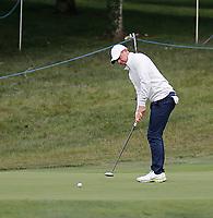 4th July 2021; Mount Juliet Golf Club, Kilkenny, Ireland; Dubai Duty Free Irish Open Golf, Day Four; Rory Mcilroy of Northern Ireland putts on the 7th green