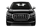 Straight front view of a 2019 Audi SQ2   5 Door SUV