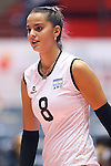 Sol Piccolo (ARG), AUGUST 27, 2015 - Volleyball : FIVB Women's World Cup 2015 1st Round between Argentina 3-0 Kenya  in Tokyo, Japan. (Photo by Sho Tamura/AFLO SPORT)