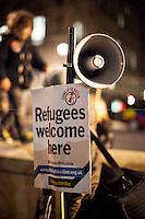 "22.02.2016 - ""Don't Bulldoze Calais Refugees Homes, Let Them Into Britain"""