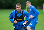 St Johnstone Pre-Season Training in Northern Ireland.. 08.07.16<br />Tam Scobbie<br />Picture by Graeme Hart.<br />Copyright Perthshire Picture Agency<br />Tel: 01738 623350  Mobile: 07990 594431